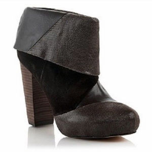 Matt Bernson Special Project Triad Leather Bootie